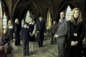 Dark Shadows new cast