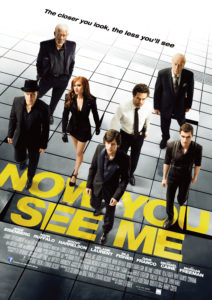 Now You See Me Poster